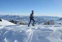 Week-end trail Blanc