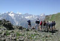 Les Cerces : panoramas sur les 4000m des Ecrins