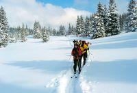 Ski de fond oxygénation en Vercors