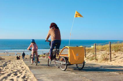 Arcachon à vélo entre océan, dunes et pinèdes
