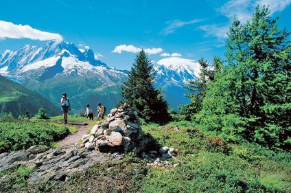 Le grand tour du Mont-Blanc