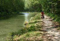 Canal de la Garonne à vélo : de Bordeaux à Toulouse