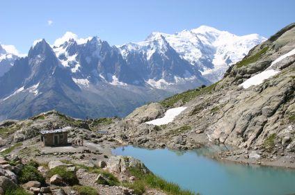 Le tour du Mont-Blanc intégral en liberté
