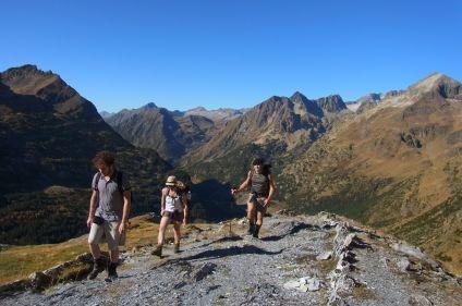 Rando bien-être au cœur des Pyrénées