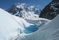 La vallée Blanche en randonnée glaciaire