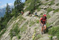 De Briançon à la Méditerranée (GTA Trail étape 3)
