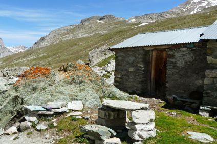 Piémont italien, entre Ubaye et Queyras
