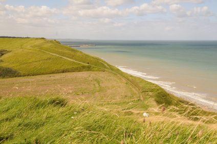 La Normandie à vélo, entre terre et mer