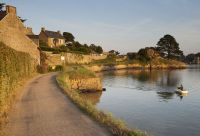 De l'île de Bréhat au Sillon du Talbert