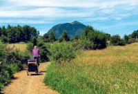 Découverte à vélo des volcans d'Auvergne