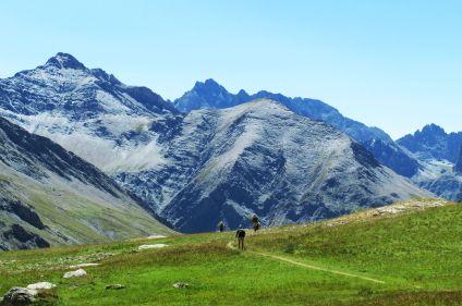 Grande traversée des Alpes : de Modane à Larche