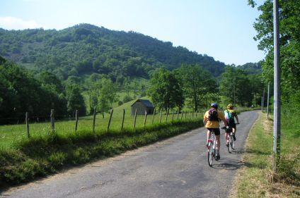 Le Pays basque : entre mer et montagnes à vélo