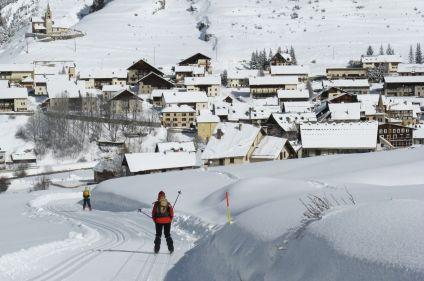 Les cinq vallées du Queyras à ski de fond