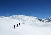 Le Val Maira en ski nordique