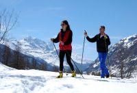 Ski de fond et raquette à Bessans