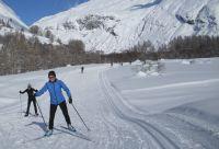 Skating en Haute Maurienne