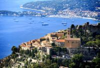 Nouvel an, les balcons de la côte d'Azur