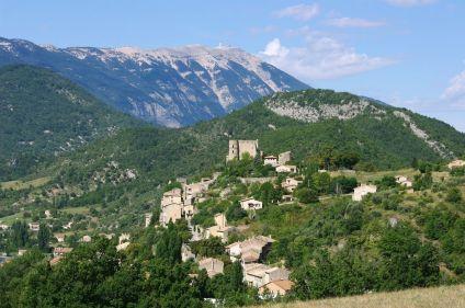 Provence : au pied du mont Ventoux à vélo