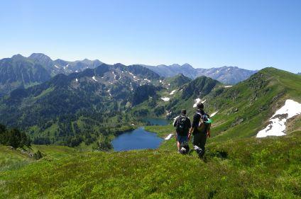 Rando entre lacs et montagnes à Ax-les-Thermes