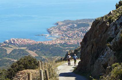 Randonnée sur les balcons de Banyuls et Collioure