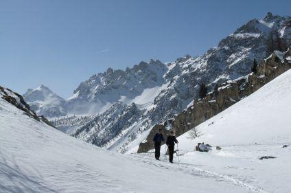 Les vallées de l'Ubaye en ski de rando
