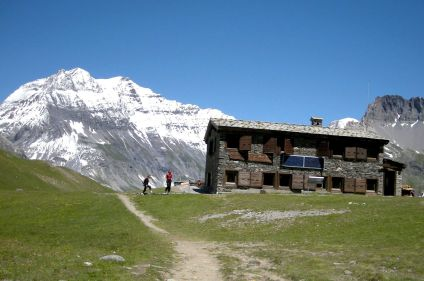 Grande Traversée des Alpes : Chamonix à Modane