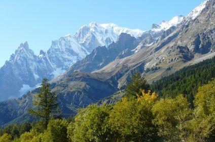 Grande Traversée des Alpes : lac Léman à Chamonix