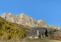 Panoramas sur les géants des Alpes