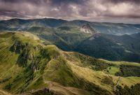 Les monts d'Aubrac