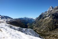 Le tour du mont-Blanc