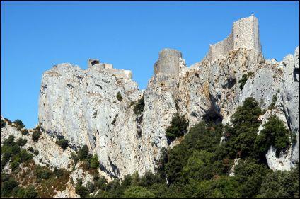 Les sites du Pays cathare : de Carcassonne à Foix