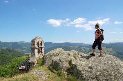 Les chemins du Puy-en-Velay à Aumont-Aubrac