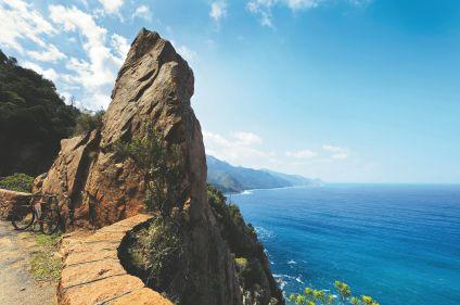Le Cap Corse et ses tours