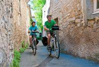 La Drôme provençale à vélo