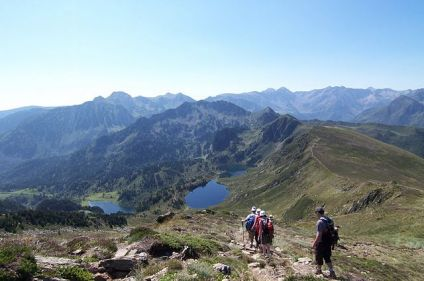 Traversée des Pyrénées catalanes (GTP étape 4)