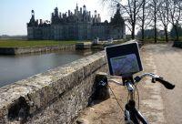 Escapade vélo au cœur des grands châteaux