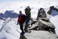 Grand Paradis à ski (4061m)