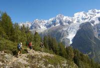 Le tour du Mont-Blanc sous tente