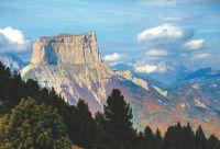 Vercors, du Diois au mont Aiguille
