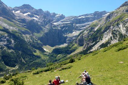 De Gavarnie au Pic de Midi de Bigorre