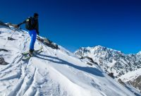 Mont Rose à ski (4563m)