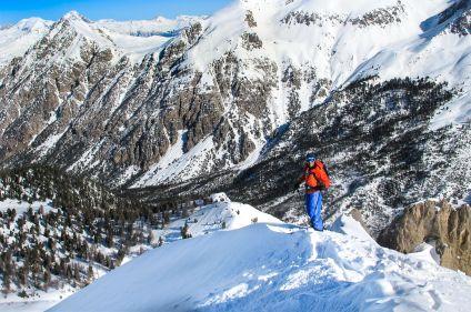 Initiation ski de randonnée au col d'Izoard