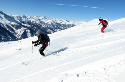 Ski confort en Vanoise