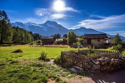 Du Mont Blanc à la Vanoise par le GR5