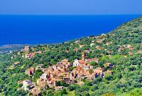Mer, montagne et désert de Corse