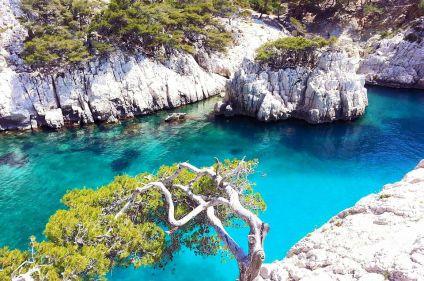 Douceur provençale, entre terre et mer