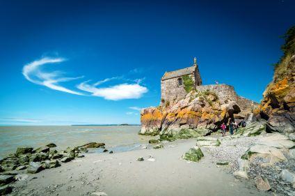 Mont Saint Michel et la Côte d'Emeraude
