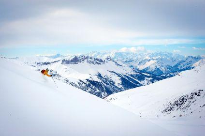 La découverte du Queyras en ski de rando