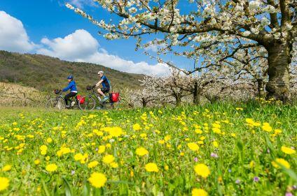 L'Ardèche secrète à vélo sur la Dolce Via