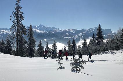 Plaisirs neige à Sixt-Fer-à-Cheval